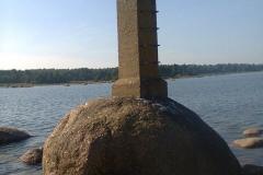 Большой березовый остров, Финский маяк