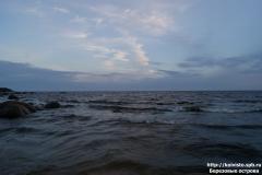 Южная часть большого березового острова