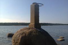 Старый Финский маяк, Большой березовый остров