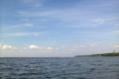 Вид с Большого березового на Приморск