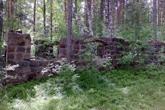 Финская конюшня на Большом березовом острове