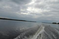 Пролив между островами Западный и Большой